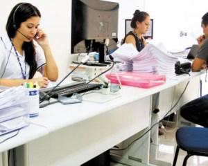 Auxiliar de Escritório, Auxiliar Técnico - R$ 1.200,00 - Ter bom relacionamento interpessoal, lidar com o público - Rio de Janeiro