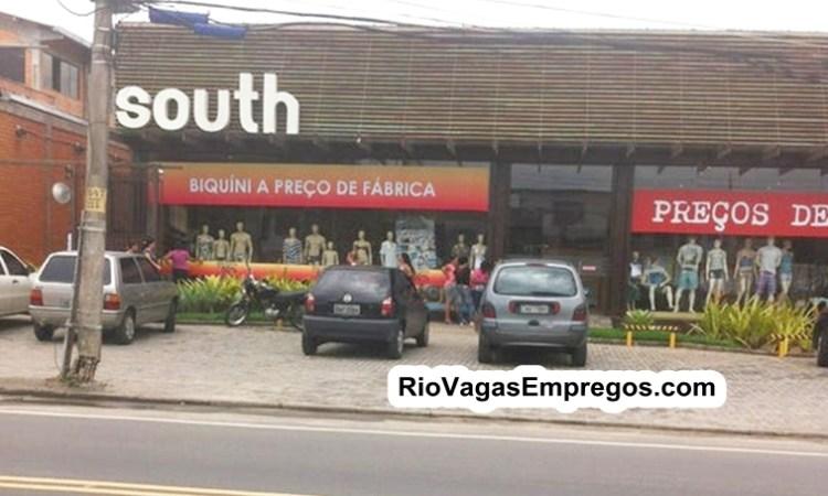SOUTH VAGAS P/ AUXILIAR DE PRODUÇÃO, AUXILIAR DE SERVIÇOS GERAIS,REPOSITOR, CAIXA, ENCARREGADO, VENDEDOR - R$ 1.286,10 - COM E SEM EXPERIENCIA - RIO DE JANEIRO