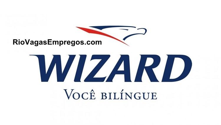 Wizard vagas para Recepcionista -Escola de idiomas -recepção dos alunos, transferência de ligações - Rio de janeiro