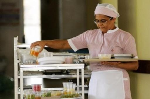 Cozinheiro,Copeira -R$ 1.683,71 - Trabalhar em equipe, ter bom relacionamento interpessoal - Rio de Janeiro