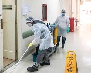 Auxiliar de Serviços Gerais, Auxiliar Operacional - R$ 1.229,00 - Ser responsável pela limpeza do local, ter seriedade - Rio de Janeiro