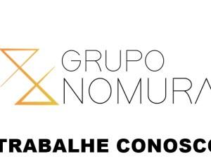Grupo Nomura vagas de Estoquista, Caixa, Vendedor - Rio de Janeiro