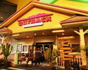 Restaurante Outback vagas de auxiliar de serviços gerais, recepcionista, ajudante de cozinha - Rio de Janeiro