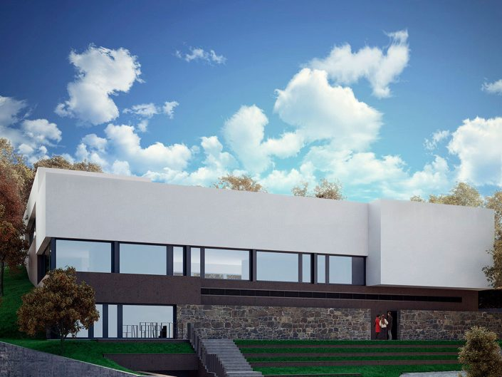 Centro Paroquial, Sequeira