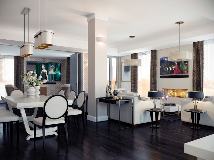 TAYLOR WIMPEY, CENTRAL LONDON PENTHOUSE