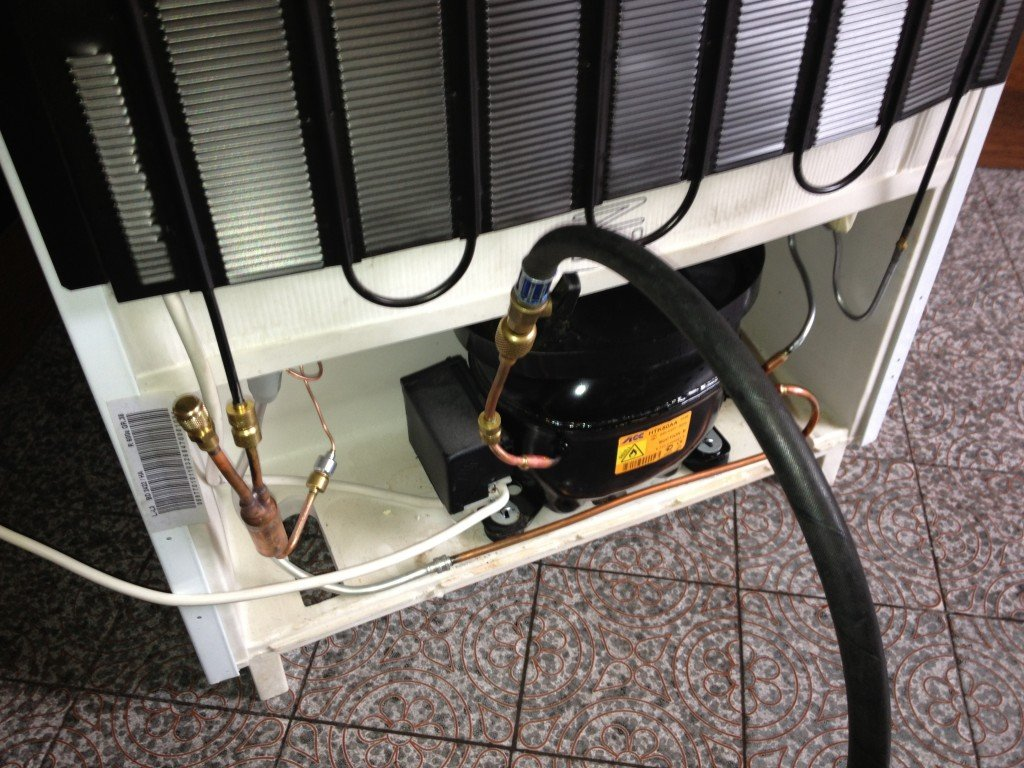 Il frigorifero va sempre riparodasolo for Condizionatore non parte compressore