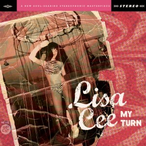 "Lisa Cee's ""My Turn"" In-Stores Jan. 22nd"