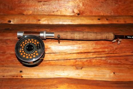 Bill's fly rod