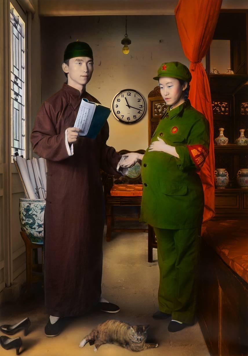 A Chinese Arnolfini  Ripetomatoorg