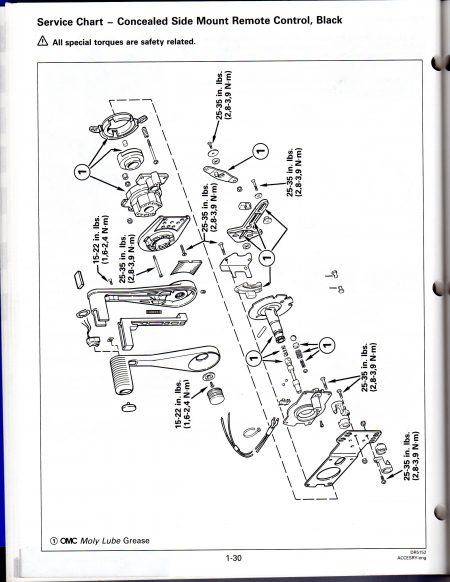 Used 1998 Johnson / Evinrude Service Manual for
