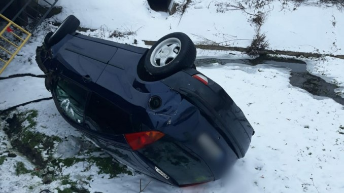Accident Dragodana