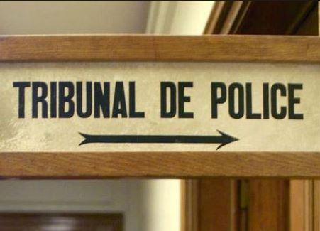 Les tribunaux de police  un racket dEtat contre les automobilistes  Riposte Laque