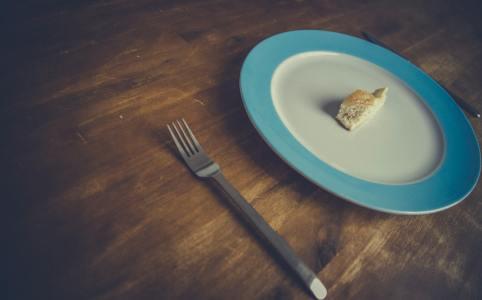 Forget crash diets