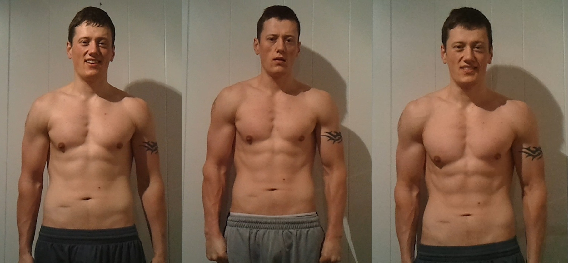 P90x2 Results Day 60