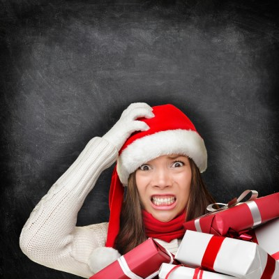 Christmas hacks for frazzled moms