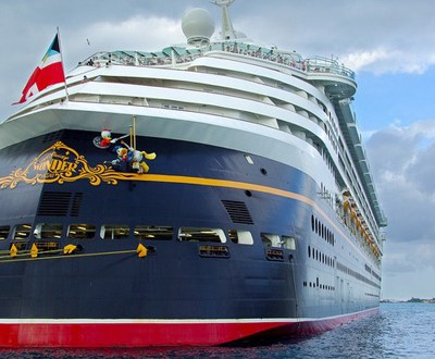 Review of the Disney Wonder