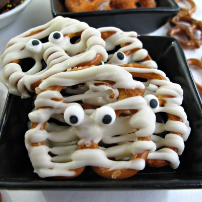 Simple Halloween Treats that anyone can make