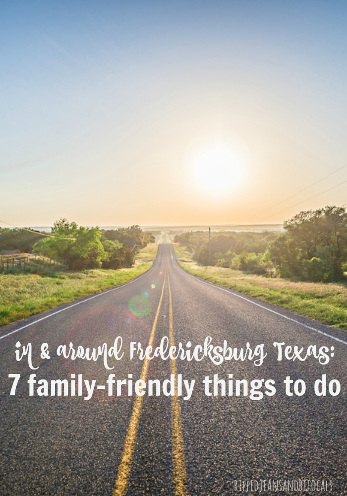 Visiting Fredericksburg Texas with kids - Everything you need to know