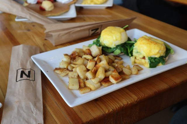 Where to eat breakfast in tempe|eggs benedict