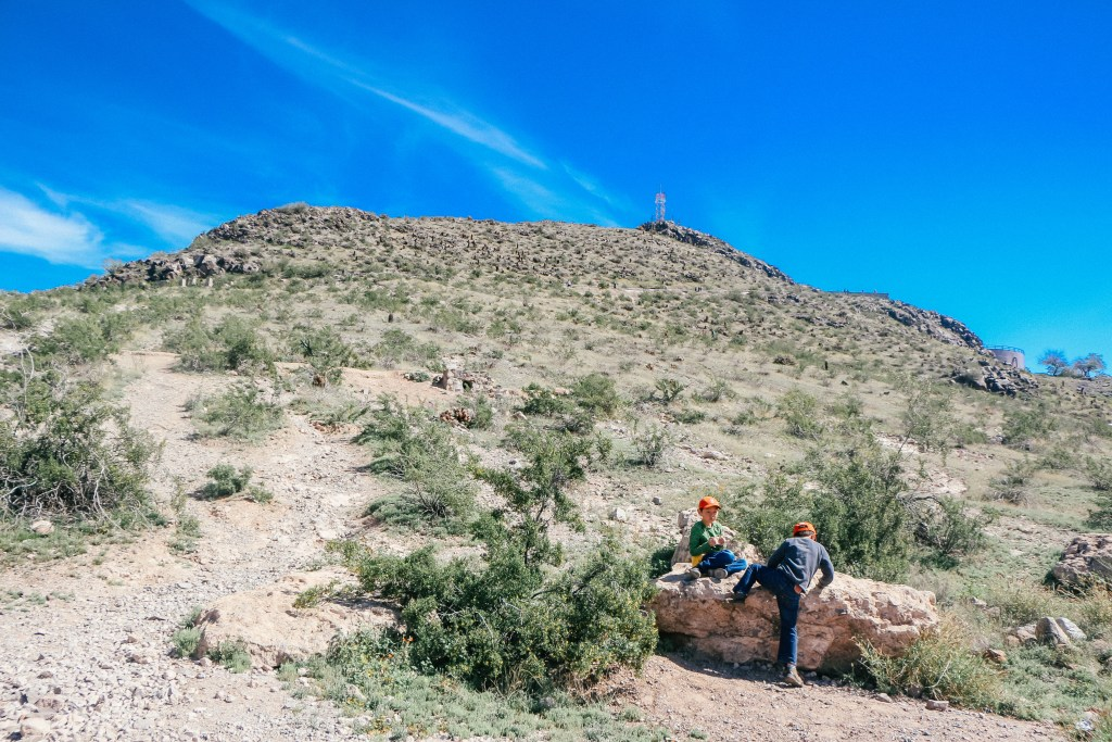 Tips for hiking Hayden Butte in Tempe Arizona