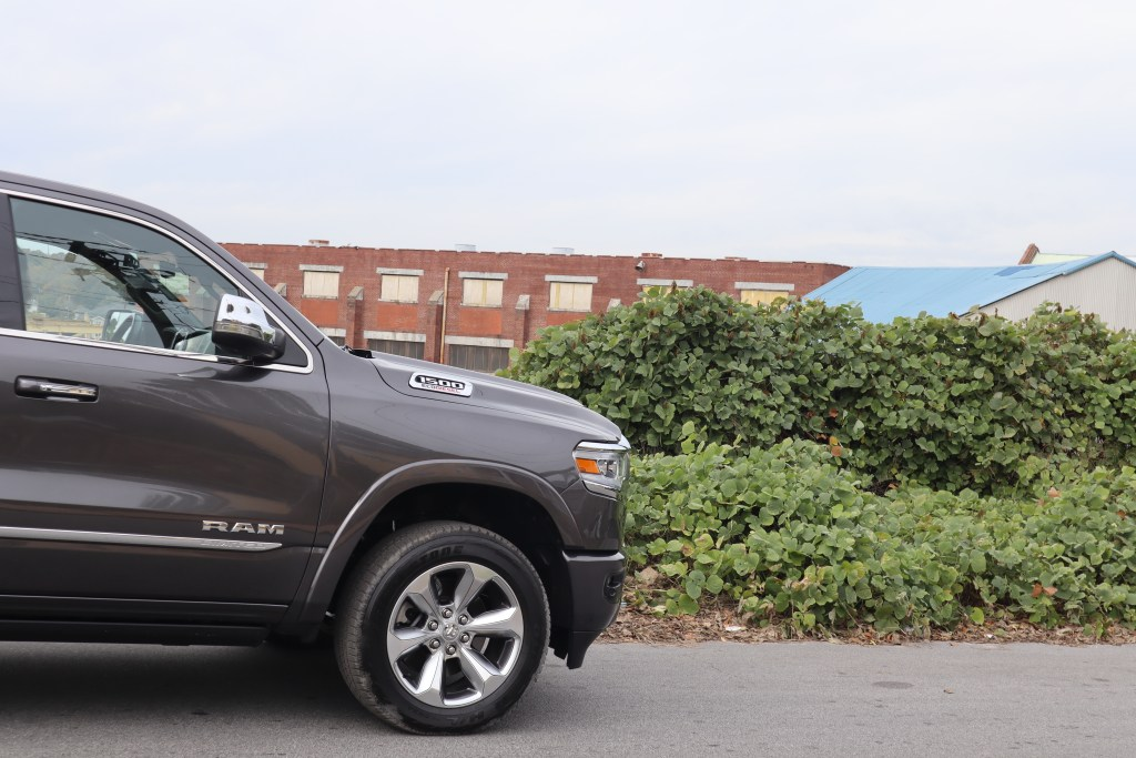 Check out the RAM 1500 ECODIESEL