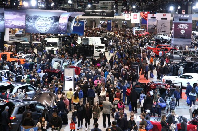 Looking for info about the 2020 Chicago Auto Show? I've got it!