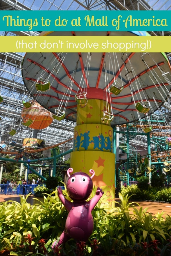 There are so many fun things to do in Mall of America - check out this list!
