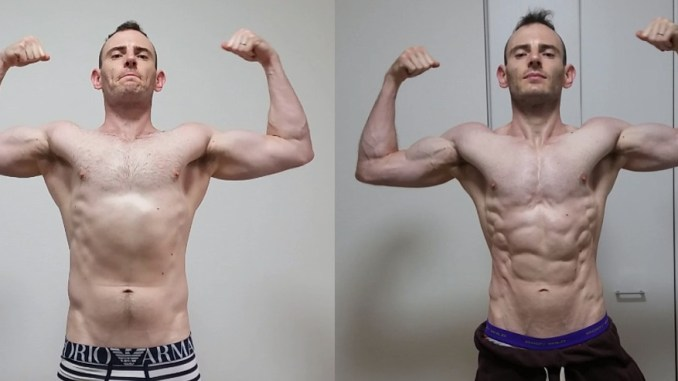 My Summer Cut / First Physique Contest Prep – Ripped Nomad