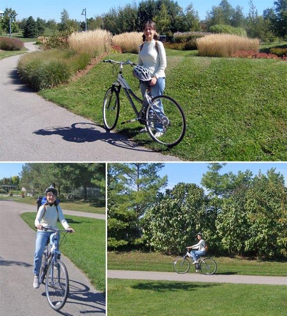 danica-bike-woodbine-park
