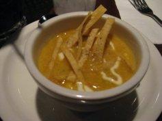 Corn soup :)