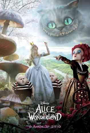 Alice in Wonderland -- March 8