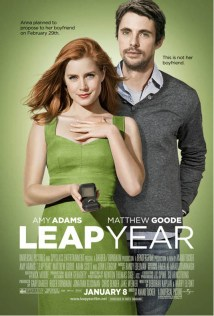 Leap Year -- August 2