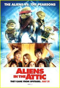 Aliens in the Attic -- August 30