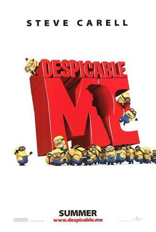 Despicable Me -- September 19