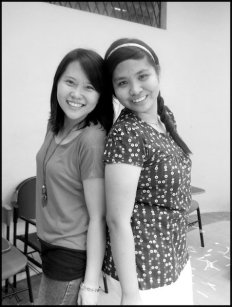 Thesis partners! :)
