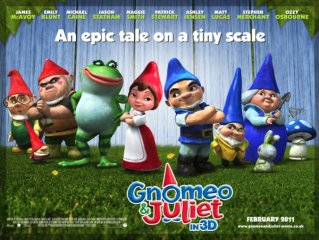 Gnomeo and Juliet - July 27