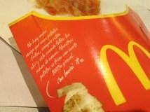 No hay mejor amigo que unas patatas gritas, siempre están ahí y sólo cuando faltan las echos de menos This is the reason why people are faaaat! :))