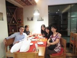 Lunch at Balkan