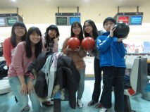 After bowling