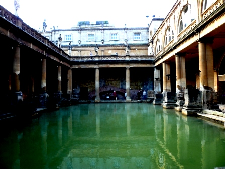 The RomanBath