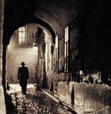 Fjilm Noir Third Man Alley