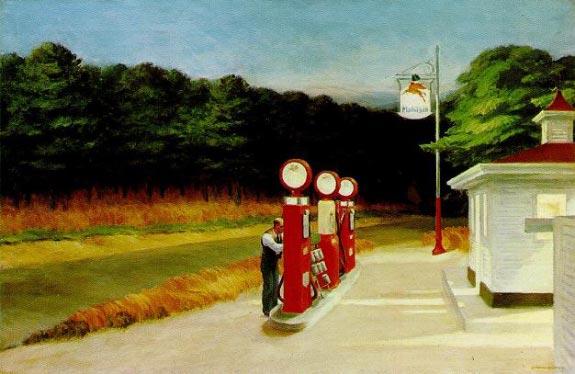 gas_by_edward_hopper