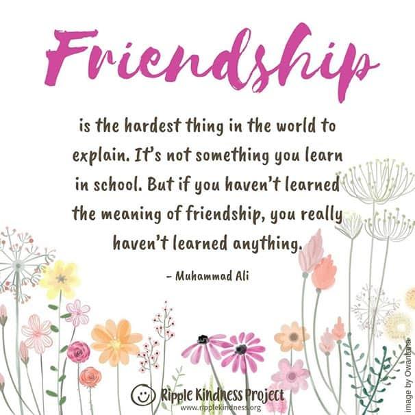 my dear friend ripple