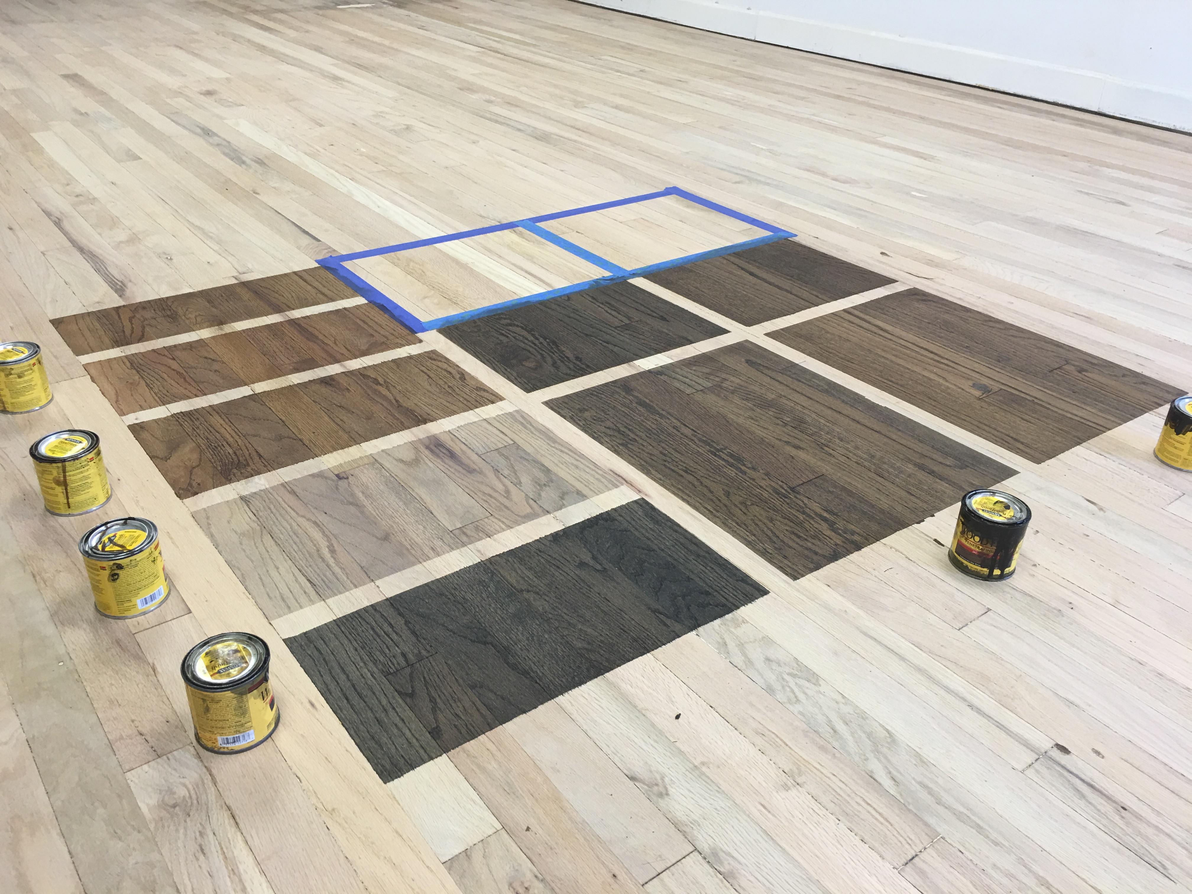 Highest Quality Premium Hardwood Floor Stains