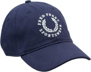Fred Perry Sport Cap/ Pet - Kleur Donker Blauw - One Size