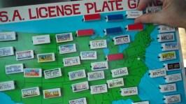 License PlateGame