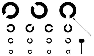 視力低下の原因と予防