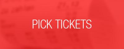 pick tickets