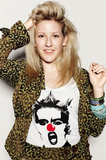 Ellie Goulding comic relief