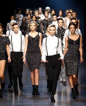 Dolce & Gabbana autumn/winter 2011